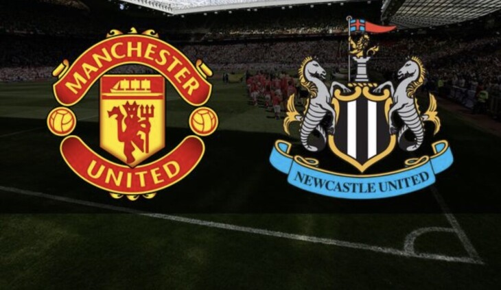 Man U v Newcastle