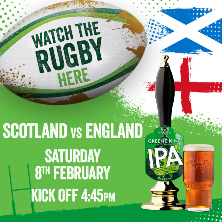 6 Nations @ The Rose & Crown