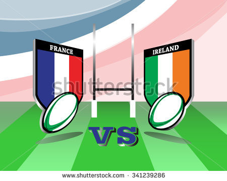 Six Nations Showing at The White Hart