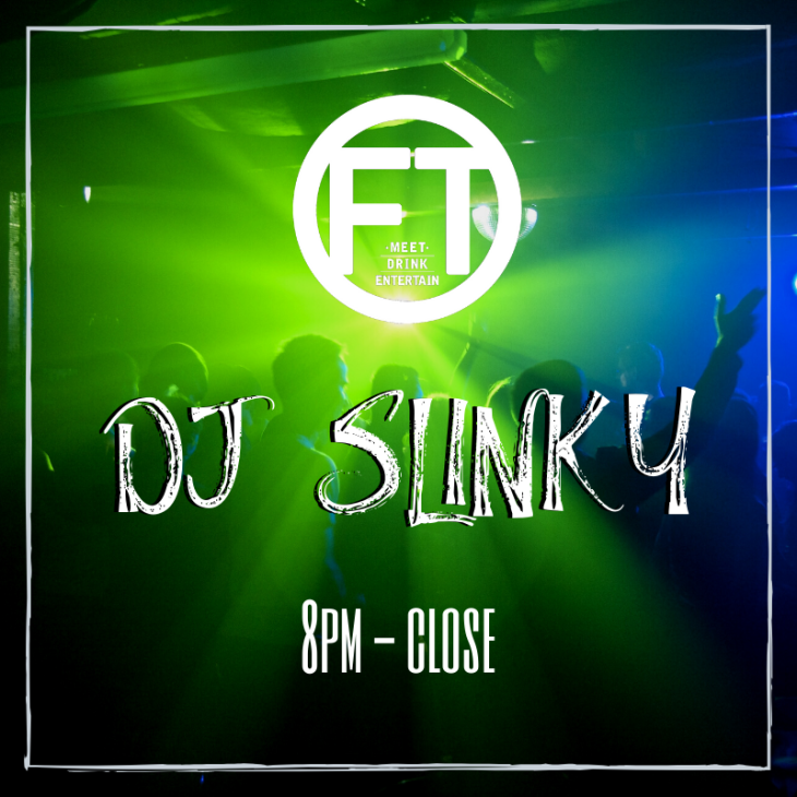 DJ Slinky Disco