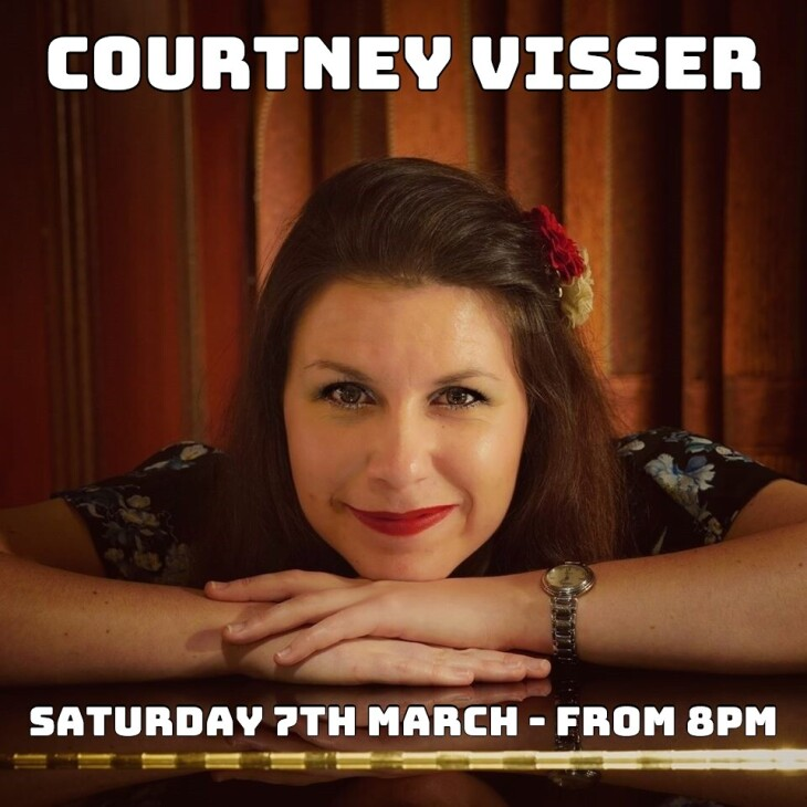 Courtney Visser Live at Ivory