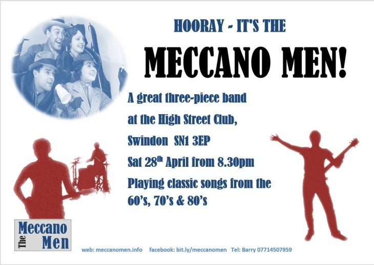 The Meccano Men