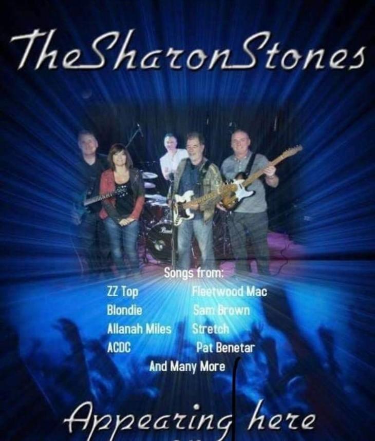 SHARON STONES BAND