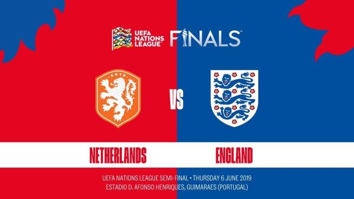 Netherlands V England LIVE 7.45pm