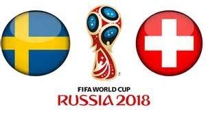 England vs Sweden.
