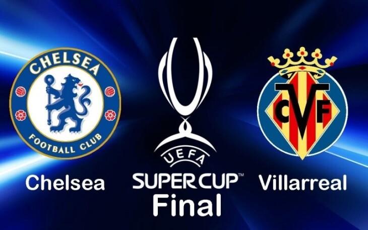 Live UEFA Super Cup Final