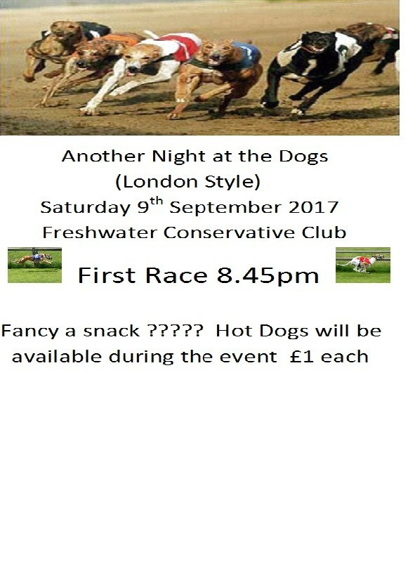 Dog Racing Night