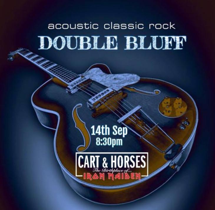 Double Bluff acoustic rock