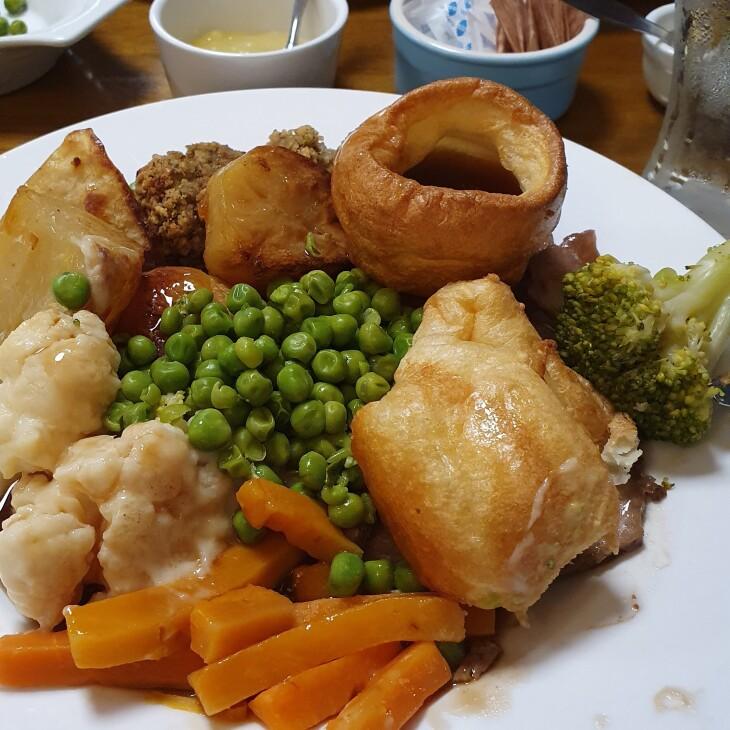 Sunday Roast and Meat Raffle