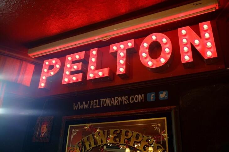 Chris Buglass and The Pelton Pick Ups