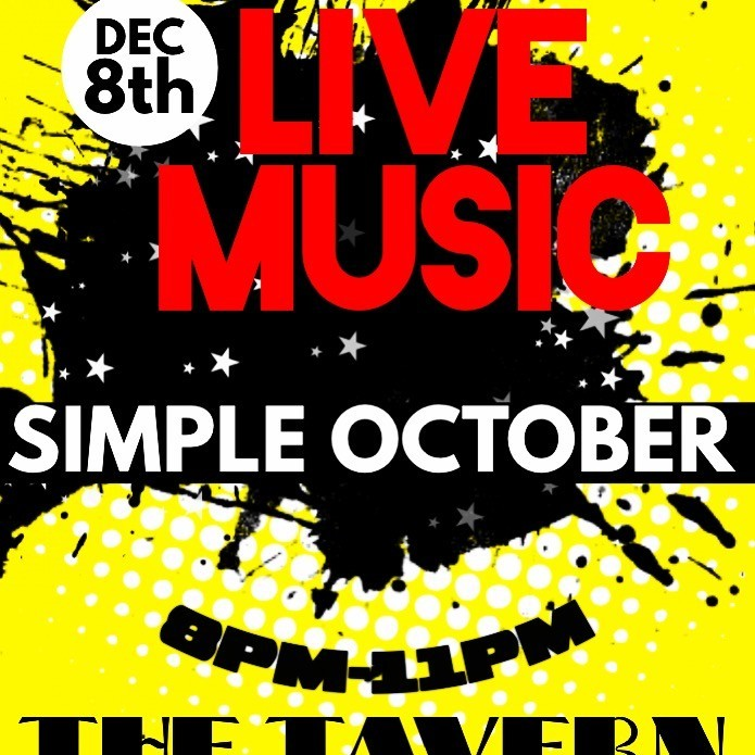 Simple October ...live music