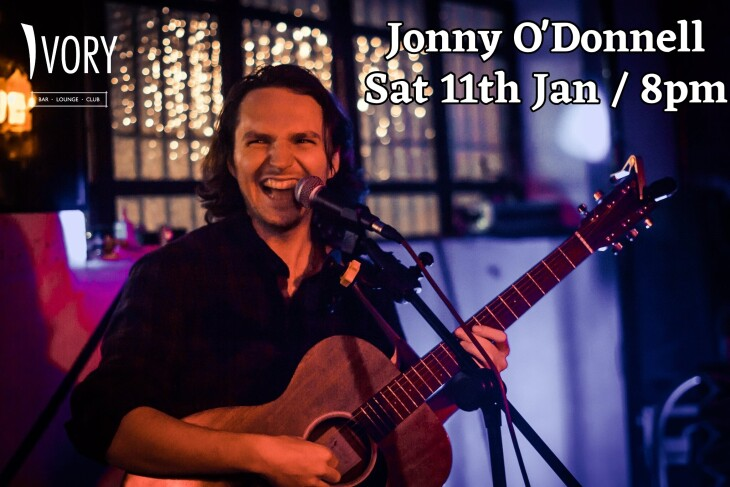 Jonny O'Donnell Live at Ivory