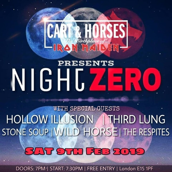 NightZero EP Launch