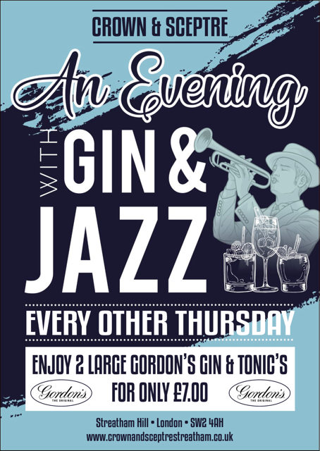 Gin & Jazz Night