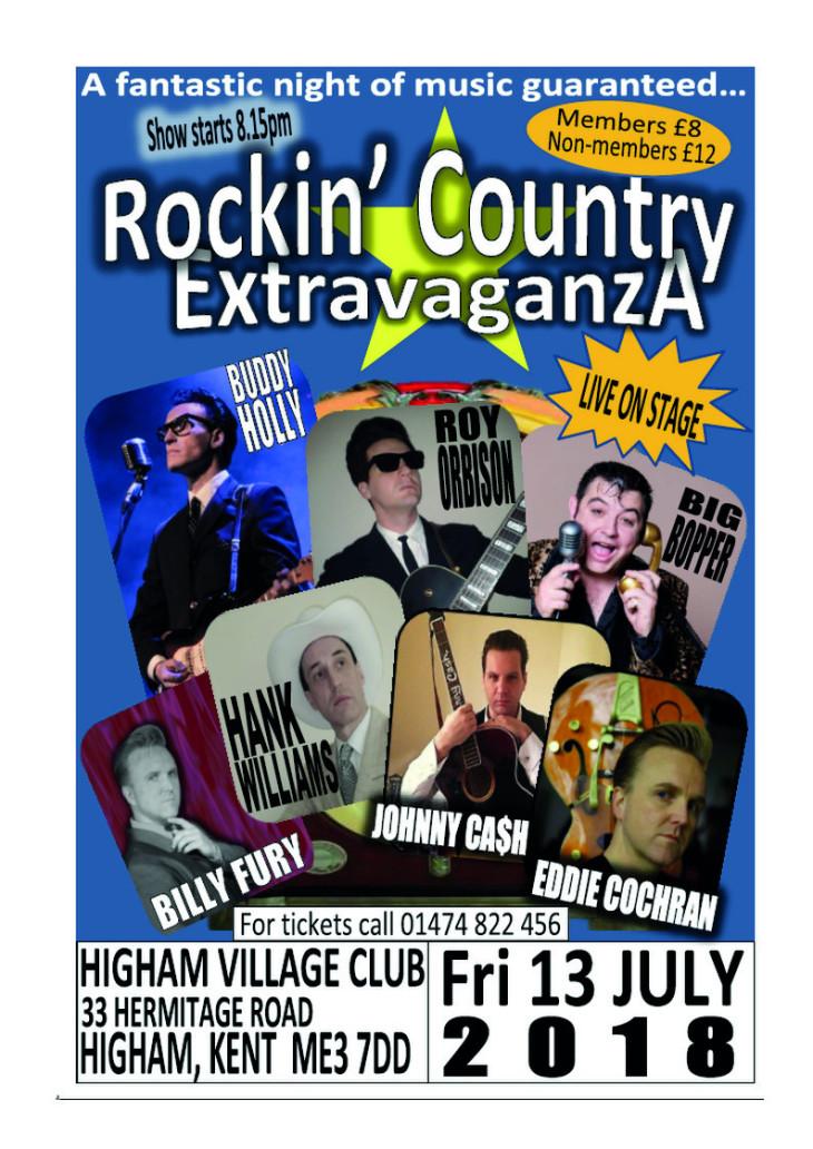 Rockin' Country Extravaganza