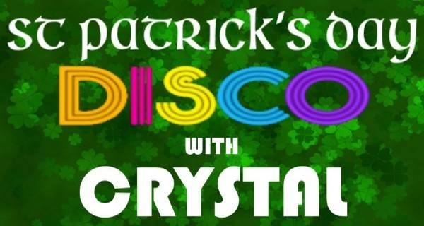 St Patrick's Day Disco