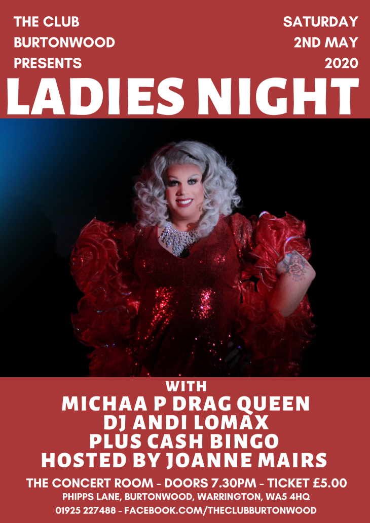 LADIES NIGHT!!!