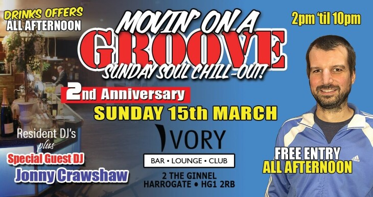 Movin on a Groove - Soul Alldayer!!!