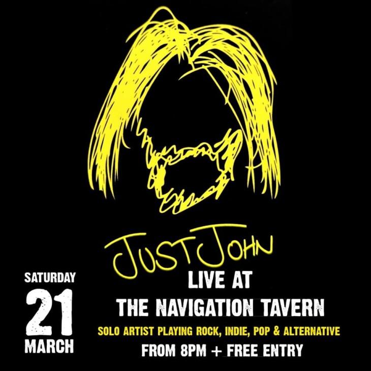 Just John - Live