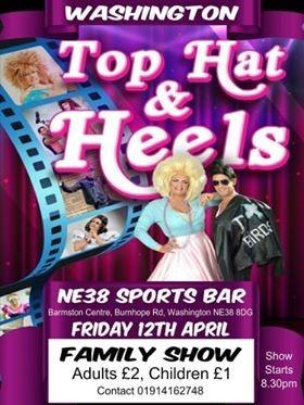 Top Hat & Heels Family Night