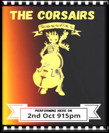 Corsairs Band