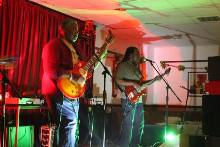 RDG - Reggae Soul & Funk band