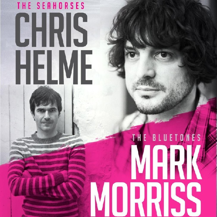 Chris Helme & Mark Morris