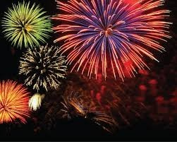 Bonfire and Fireworks Display
