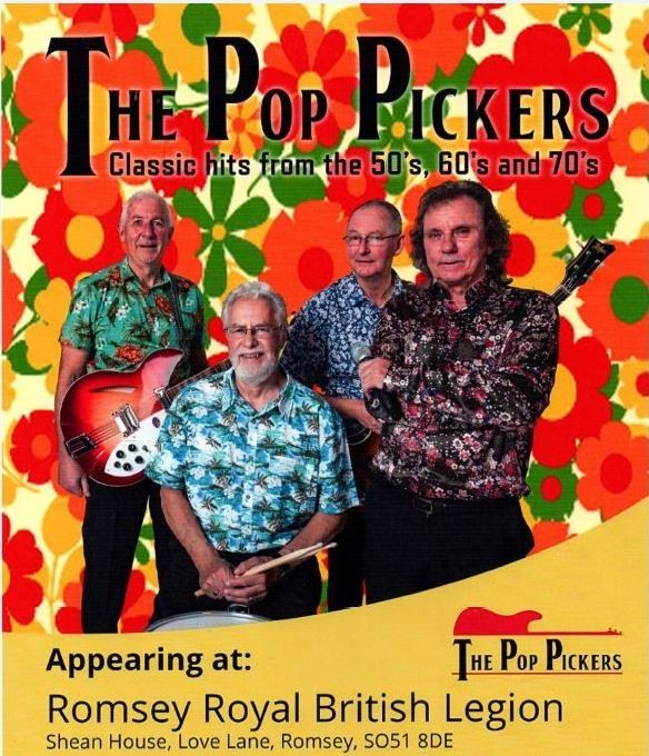 Pop Pickers