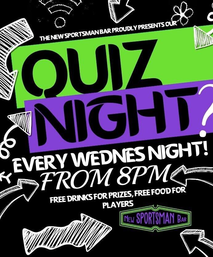 Free Quiz Night ??