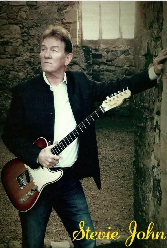 Stevie John