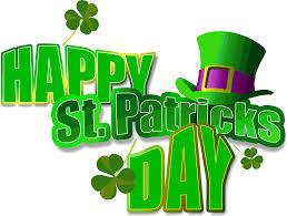 St Patrick's Day