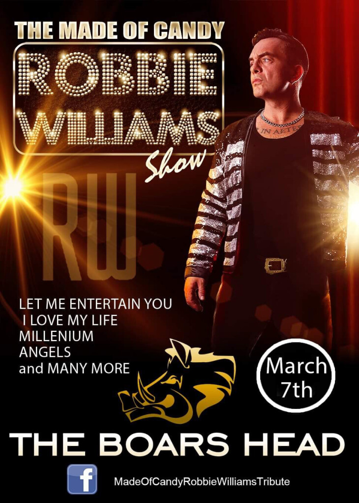Robbie Williams Tribute Show
