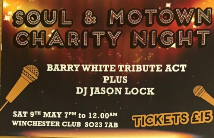 Soul and Motown Charity Night