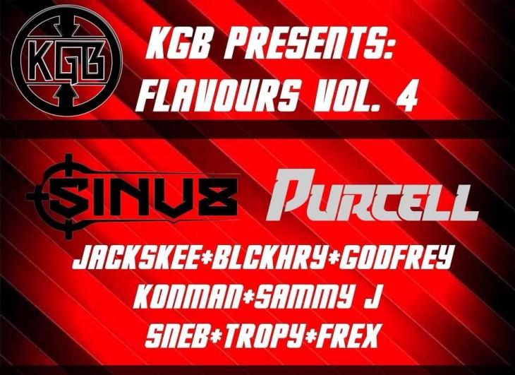 KGB Presents: Flavours VOL 4