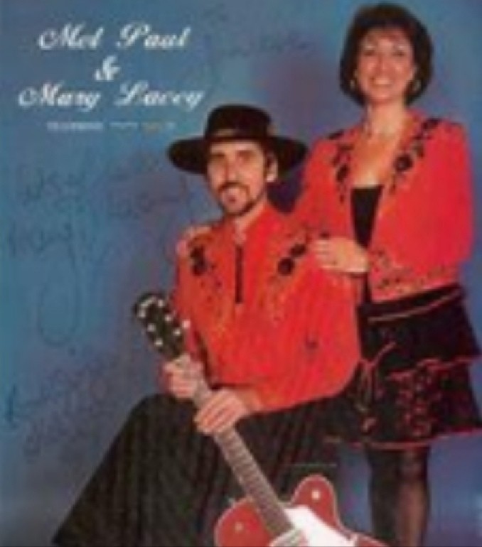 Mel Paul & Mary Lacey C&W