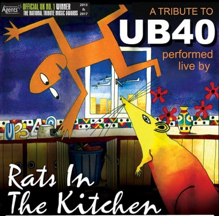 The Rats In The Kitchen - UB40