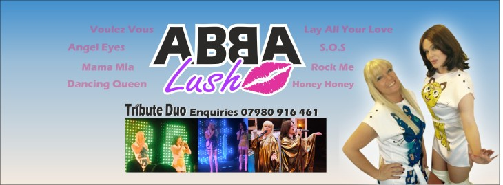 Abba tribute act