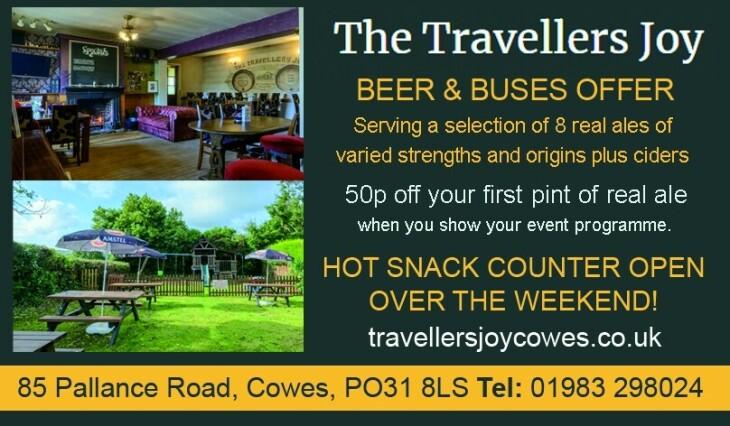 Beer and Buses weekend!
