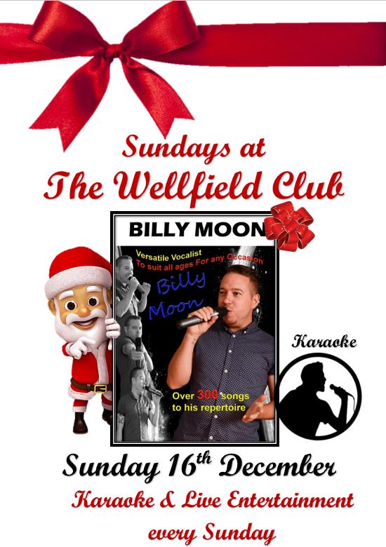 Sunday Club - Billy Moon