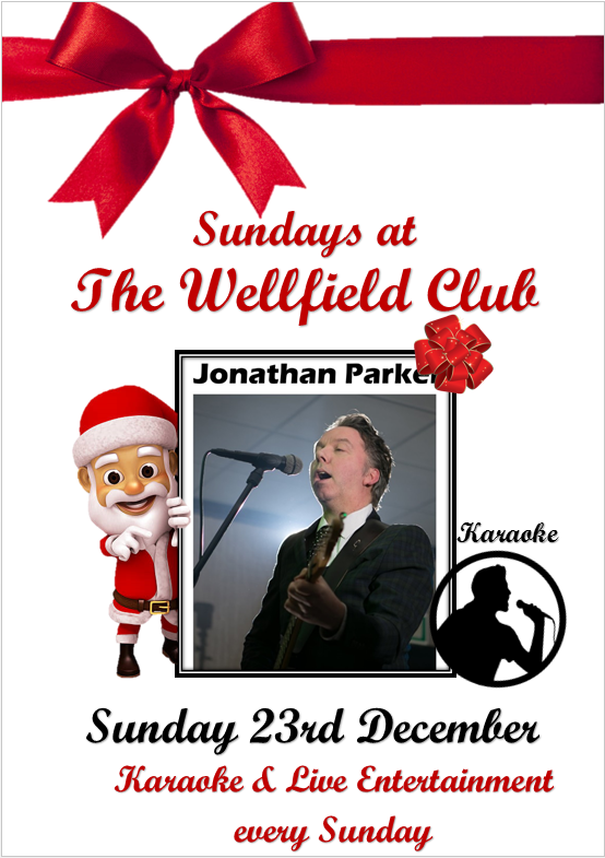 Sunday Club with Jonathan Parker