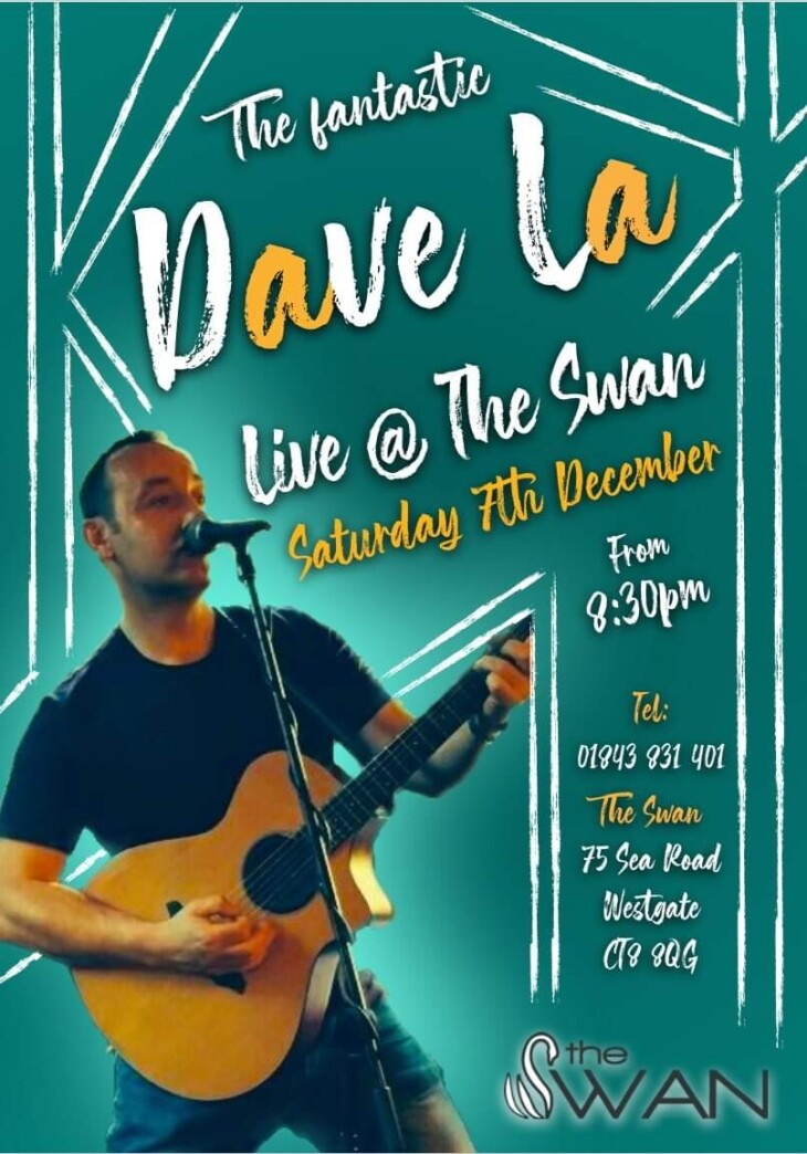 Dave La Live @ The Swan!