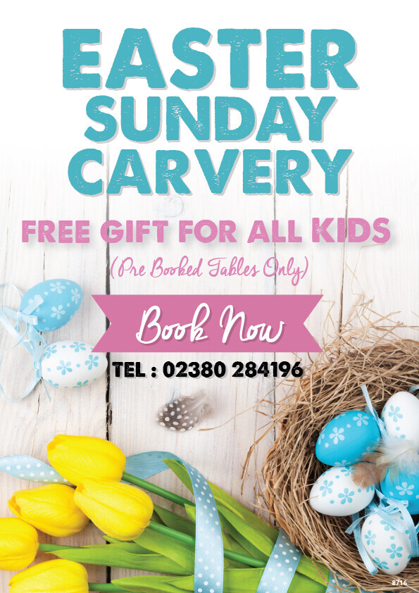 Easter Carvery