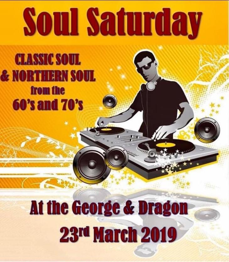 Soul Saturday