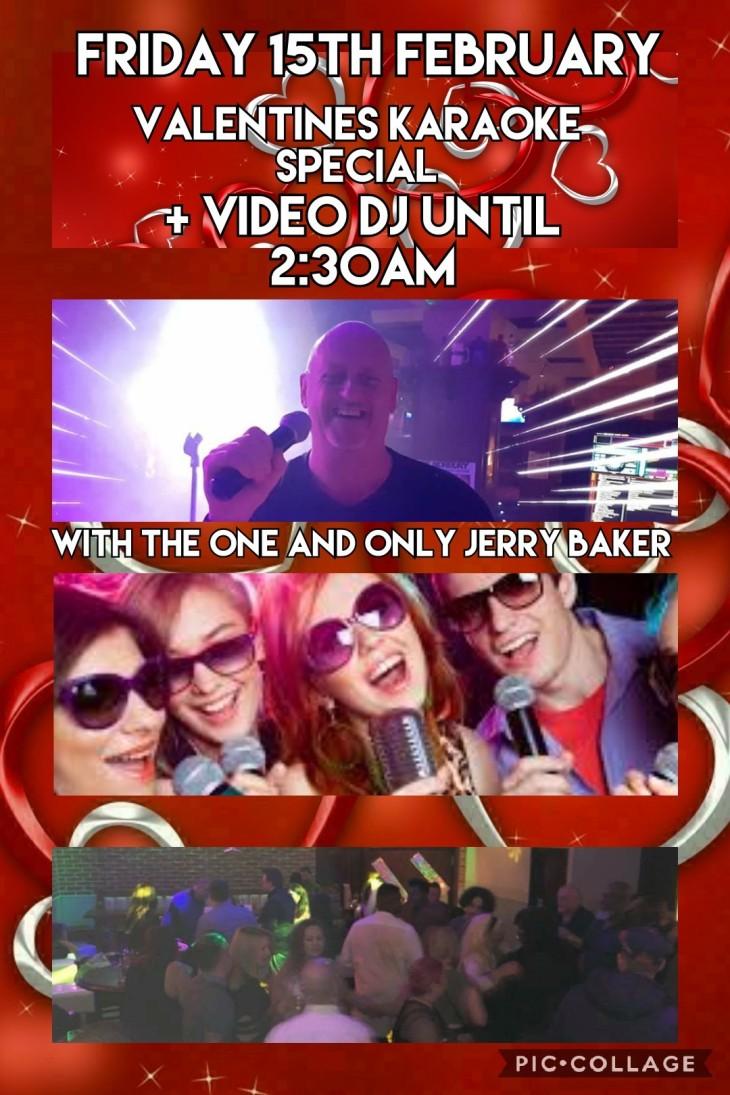 VALENTINES Karaoke special