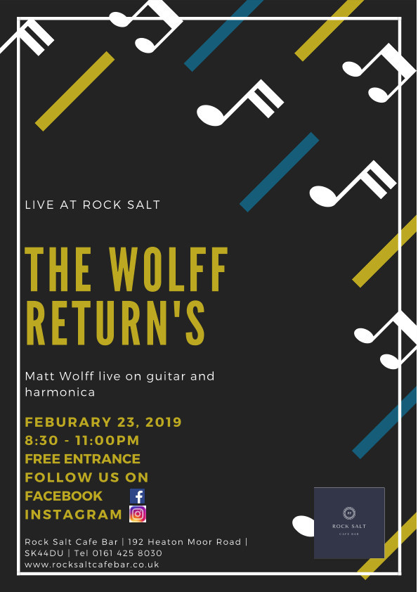 The Wolff Returns
