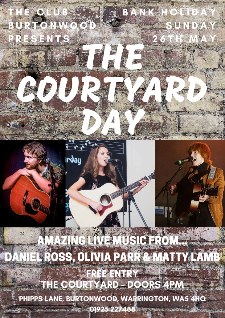 The Courtyard Day
