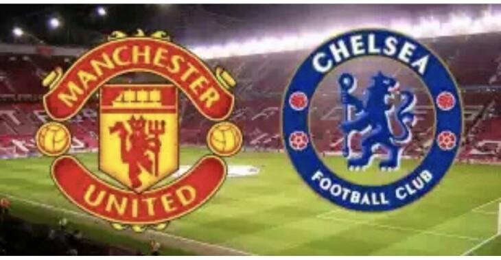 Man U v Chelsea