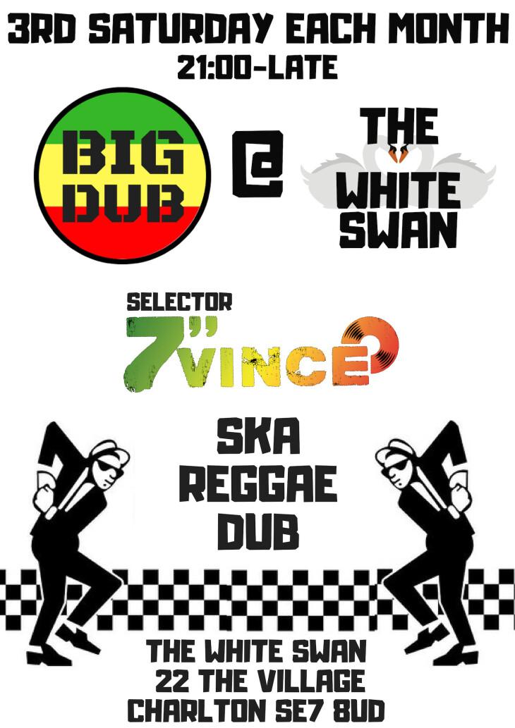 """DJ - 7"""" VINCE"""