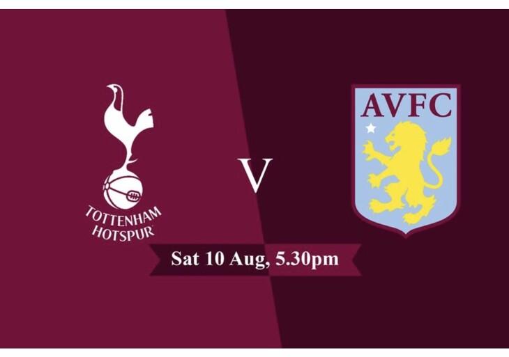 Spurs v Aston Villa